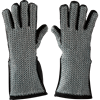 Butted Chainmail Gauntlets