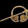 Roman Finial Brooch