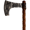 Viking Beard Axe with Sheath