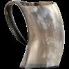 Templar Horn Tankard
