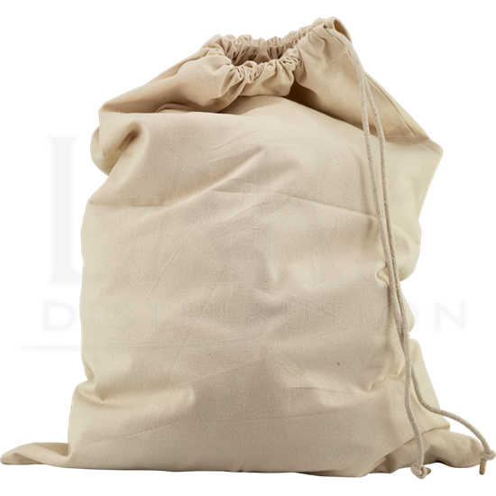 Large Canvas Sack