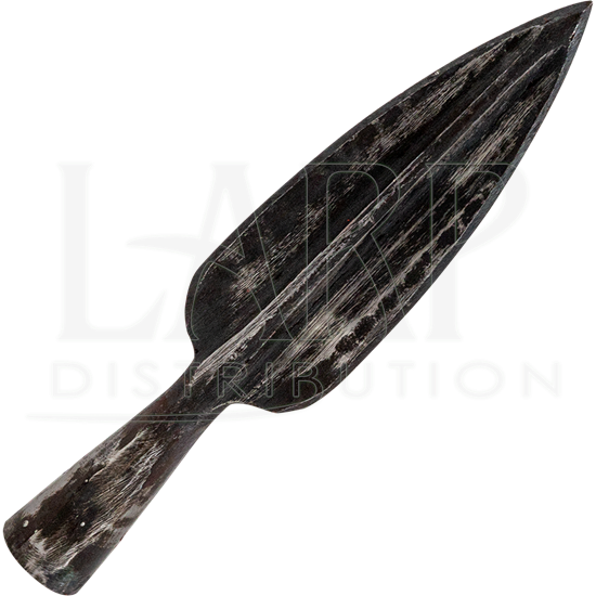 Ridged Leaf Spearhead