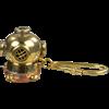 Brass Diving Helmet Keychain