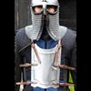 Char-aina Steel Harness - Polished Steel