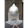 Persian Helmet - Polished Steel