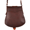 Calvert Leather Shoulder Bag