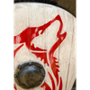 Norman Wolf LARP Kite Shield