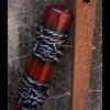 Barbed Wire LARP Bat - Red