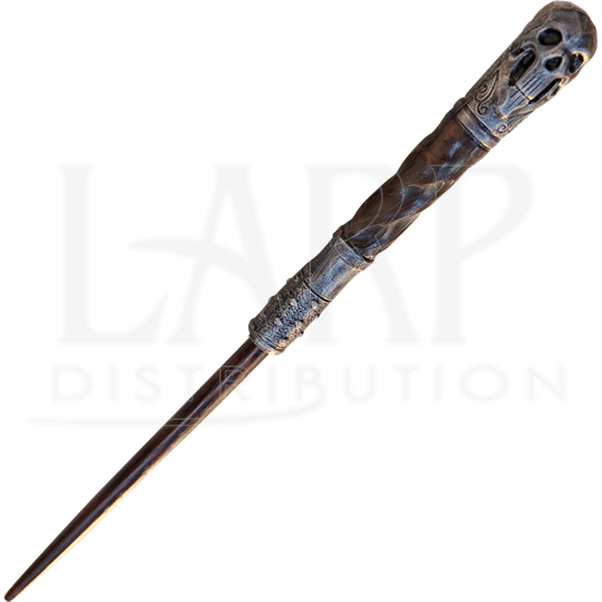 Necromancer LARP Wand - Brown