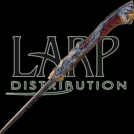 Sendivogius LARP Wand - Silver