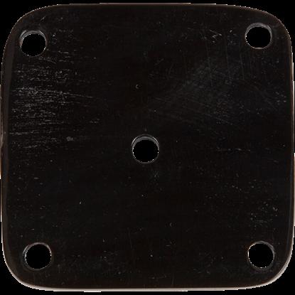 Black Horn Historical Weaving Card
