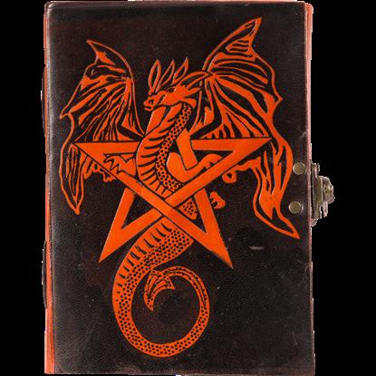 Dragon Pentagram Journal