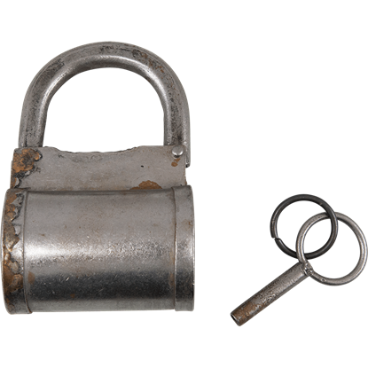 Medium Medieval Lock