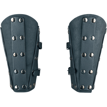 Erend Leather Bracers