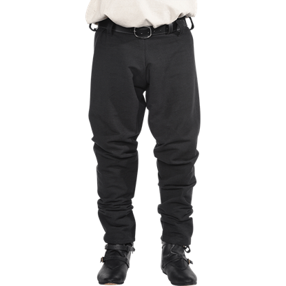 Erikson Viking Pants - Black