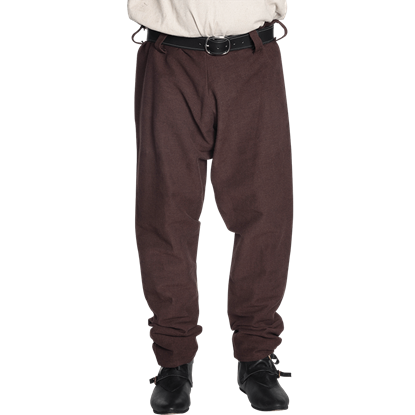 Erikson Viking Pants - Brown