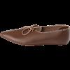 Brown Medieval Peasant Shoes
