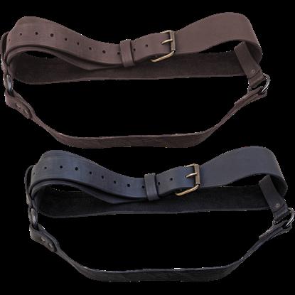 Geralt Leather Belt