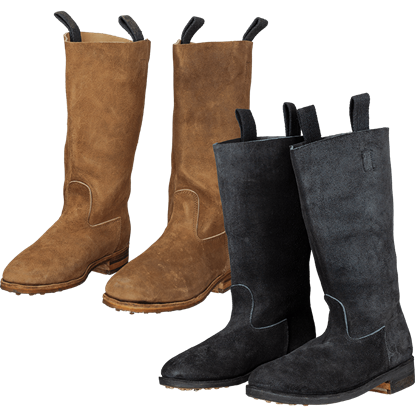Laurenz Medieval Boots