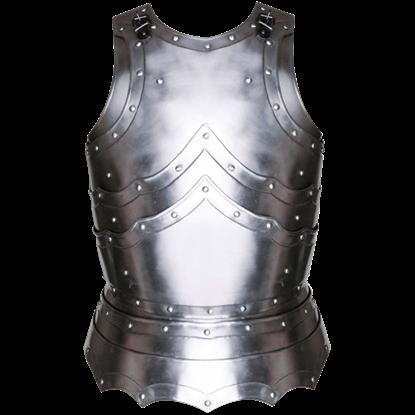 Balthasar Steel Breastplate