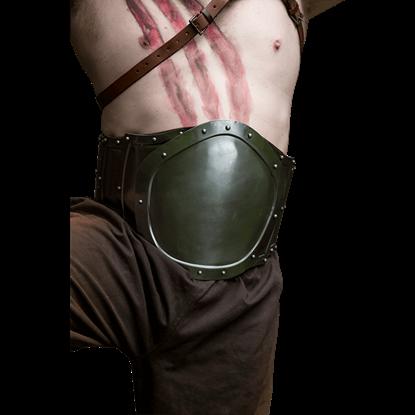 Warrior Belt - Polished Steel