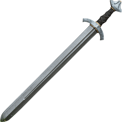 Arming LARP Sword - Steel - 87 cm
