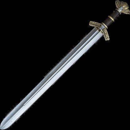 Dreki LARP Sword - Gold - 85 cm