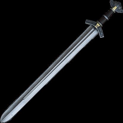 Dreki LARP Sword - Steel - 85 cm