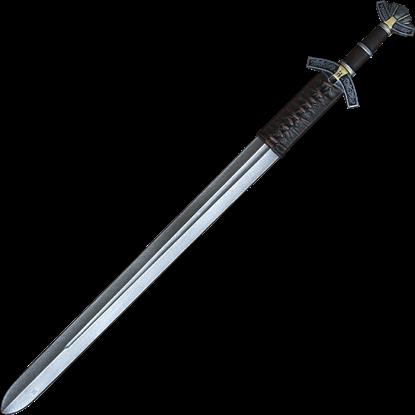 Dreki LARP Sword - Steel - 102 cm